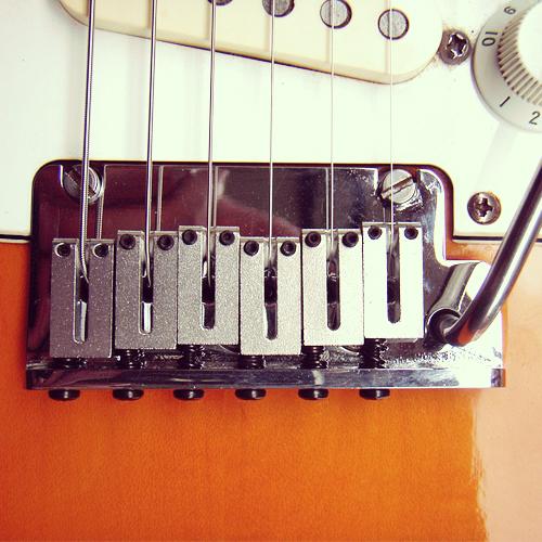 Fender Two Point Synchronized Tremolo