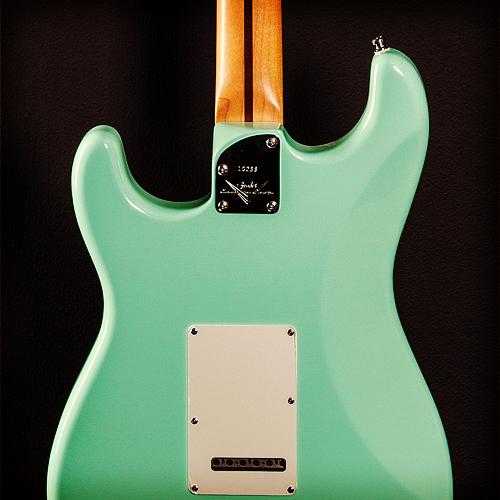 Fender Jeff Beck Signature Version 2 contoured heel
