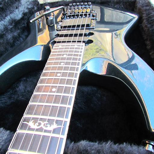 Yamaha RGX 1212A Gun Metal Blue