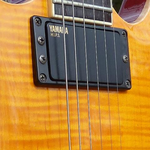 Yamaha Weddington Black