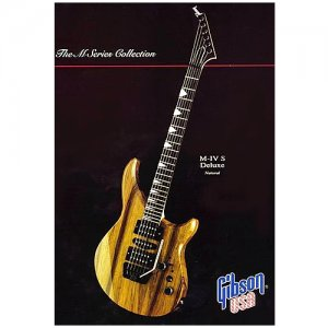 Gibson M-IV S Deluxe
