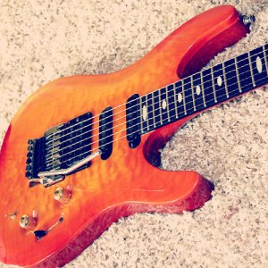 Peavey Destiny Custom