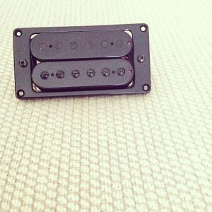 Jackson J-95 humbucking pickup