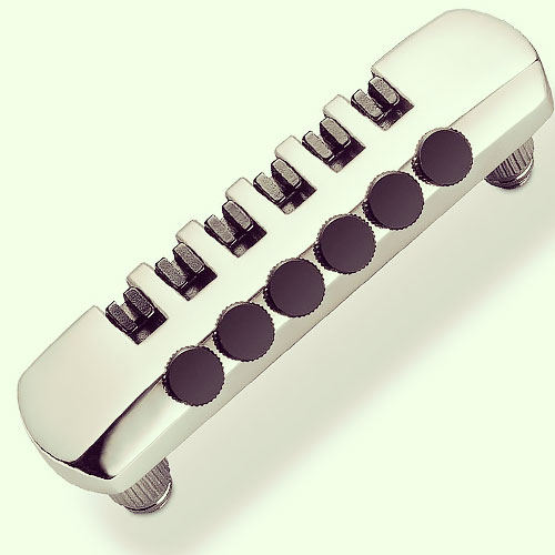 Schaller Tail Piece with fine tuners