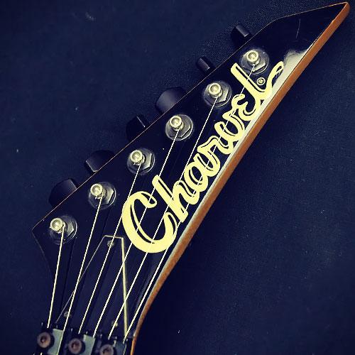 Charvel 375 Deluxe