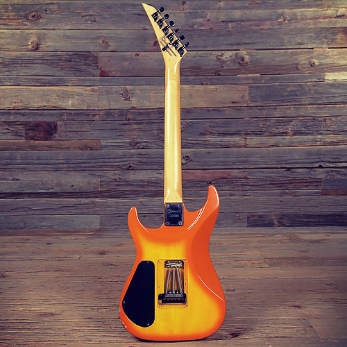 Charvel 375 Deluxe Flamed Maple