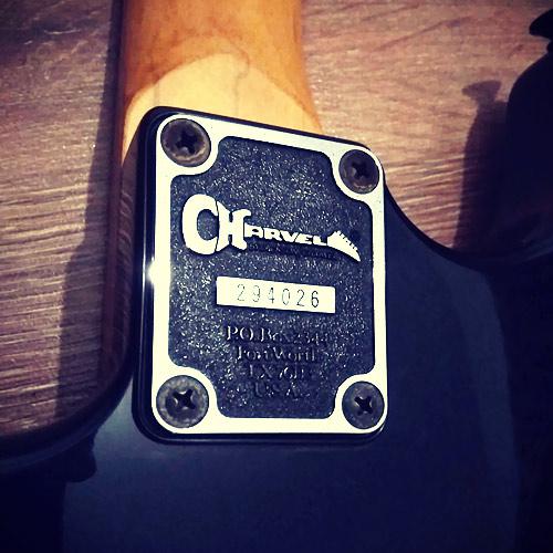 Charvel Model 1A2H