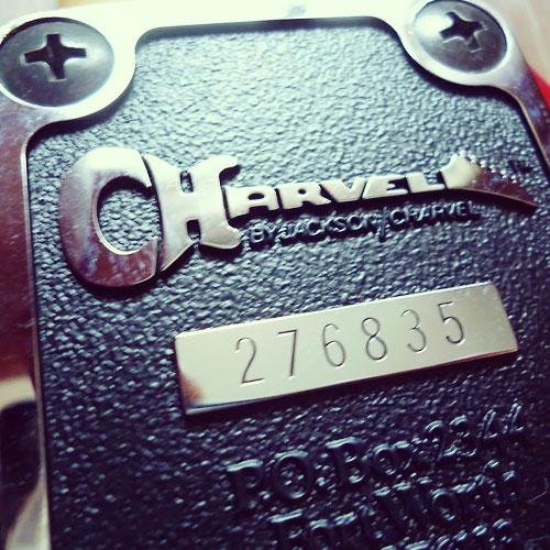 Charvel Model 1AF