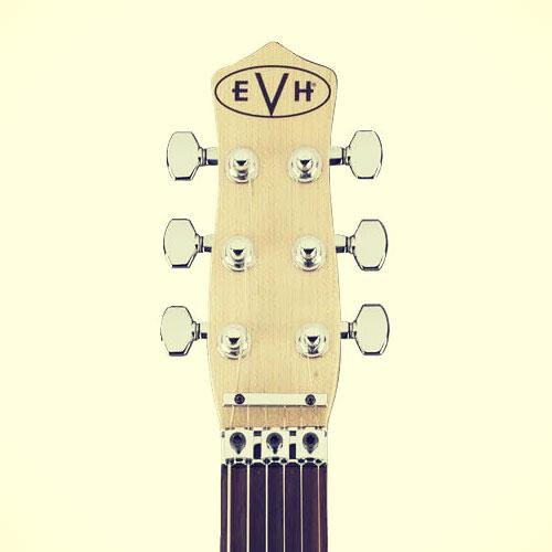 EVH Striped Series Star