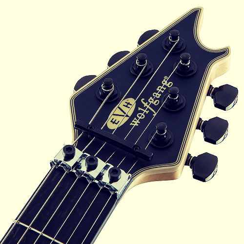 EVH Wolfgang USA Edward Van Halen Signature