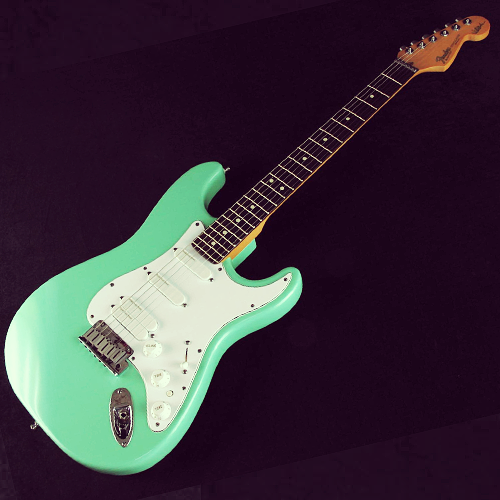 Fender Jeff Beck Signature Version 1