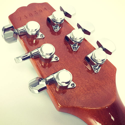 Hamer Mirage II locking tuners
