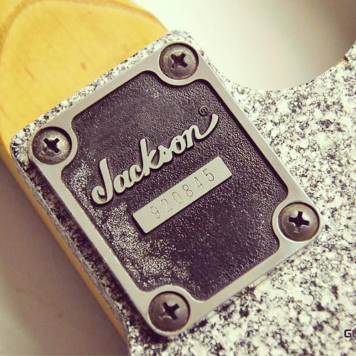 Jackson Dinky Reverse