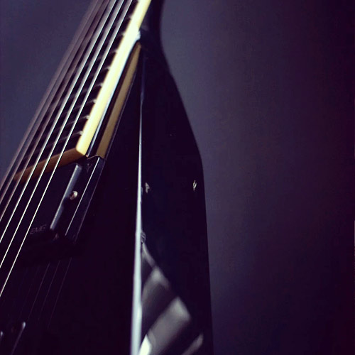 Jackson King V Pro Dave Mustaine
