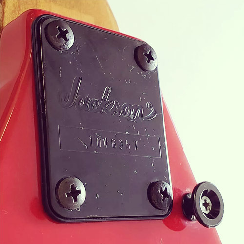 Jackson Randy Rhoads EX
