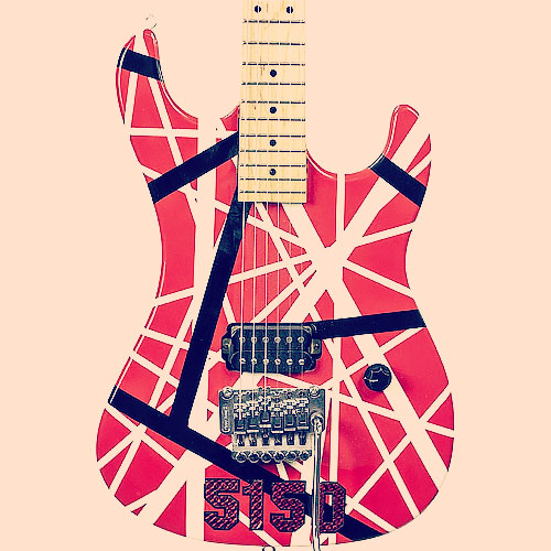 Kramer 5150 Van Halen