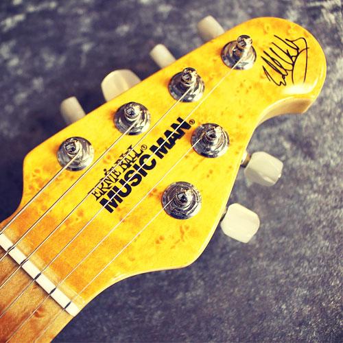 Ernie Ball MusicMan Edward Van Halen EVH