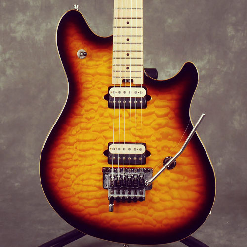 Peavey EVH Wolfgang Special EXP Quilt Top