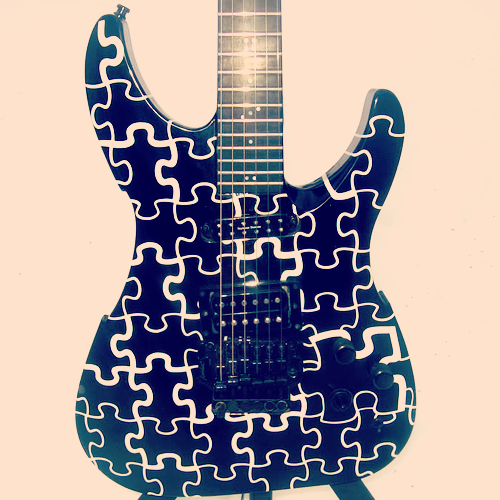 Peavey Vandenberg Puzzle