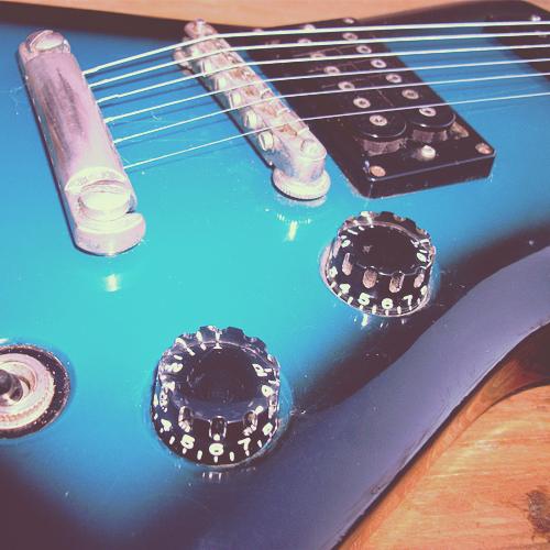 Takamine GX100 Blue
