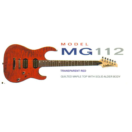 Washburn Mercury MG112