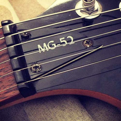 Washburn Mercury MG52