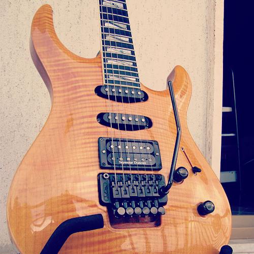 Yamaha Pacifica 1412