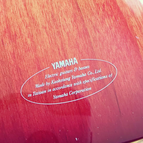 Yamaha Pacifica 302S