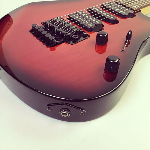 Yamaha RGX 521D