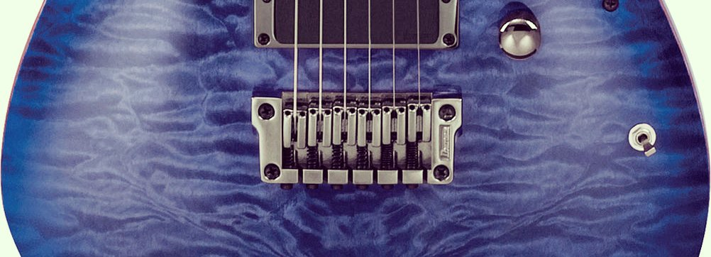 Ibanez RG Fixed Bridge