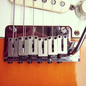 Fender Two Point Synchronized Tremolo