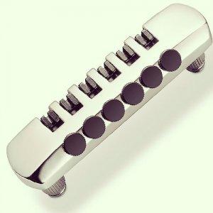 Schaller Tail Piece with fine tuners
