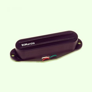 DiMarzio Cruiser Bridge DP187 Black