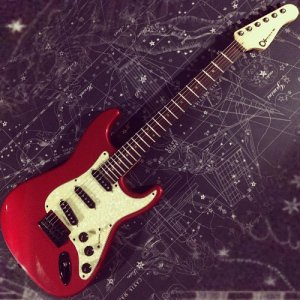 Charvel San Dimas Traditional