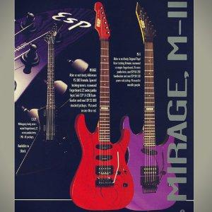 ESP M-II 1996