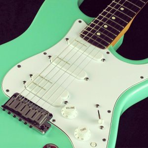 Fender Jeff Beck Signature Version 1