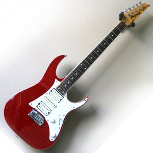 Ibanez RT 650 Transparent Red