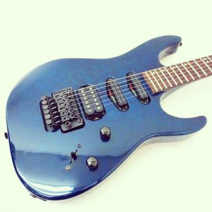Washburn Mercury MG130 Stevie Salas