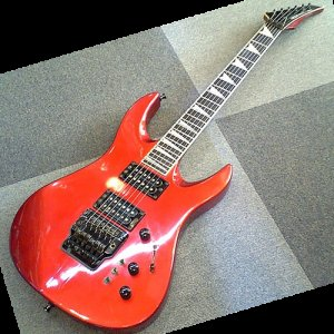 Yamaha RGX 1220S Candy Apple Red