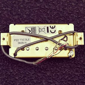 PRS 53/10 Treble humbucker