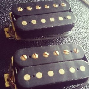 PRS Dragon Pickups