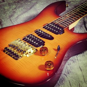 Yamaha RGX821D